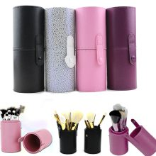 PU Leather Travel Cosmetic Storage