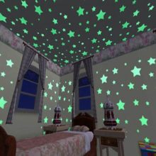 Glow Wall Stickers