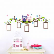 Photo Frame Wall Stickers