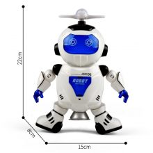 360 Rotating Dancer Robot Toy