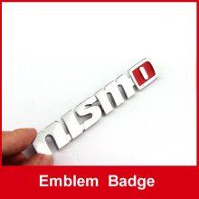Chrome Car Sticker NISMO