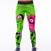 3D Women Leggings