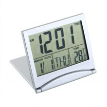 Simple Digital LCD Alarm Clock