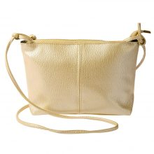 PU Leather Women's Messenger Bag