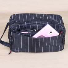 Men Makeup Nylon Bag
