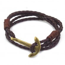 PU Leather Men Bracelet